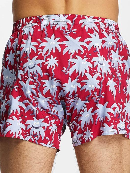 Lousy Livin Bokserki Palm czerwony
