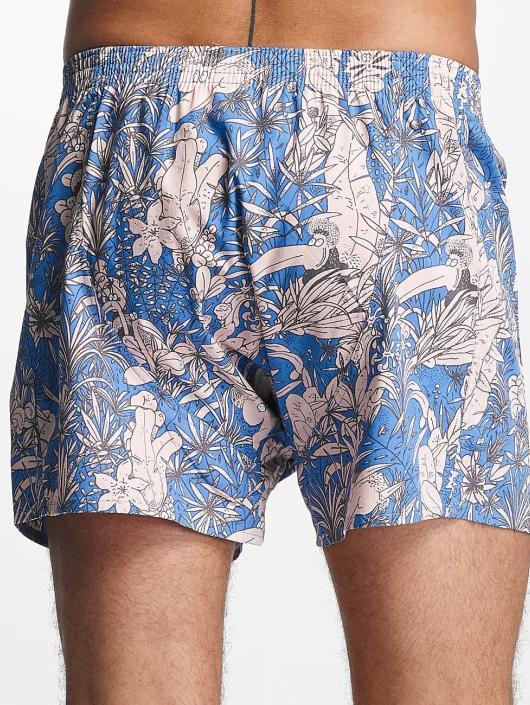 Lousy Livin Boxer Tropical bleu