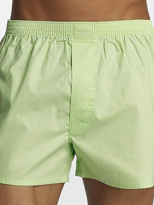 Lousy Livin Boxer Plain vert