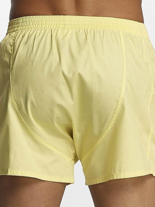 Lousy Livin boxershorts Plain geel