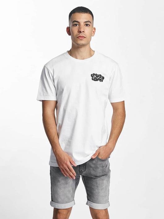 Lousy Livin T-paidat BIGLO valkoinen