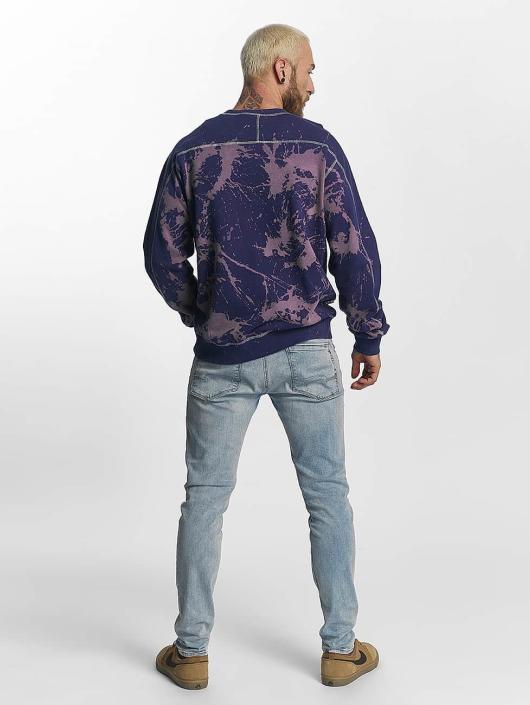 LRG Pullover Grease Monkey blau