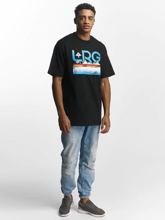 LRG T-paidat Astroland musta