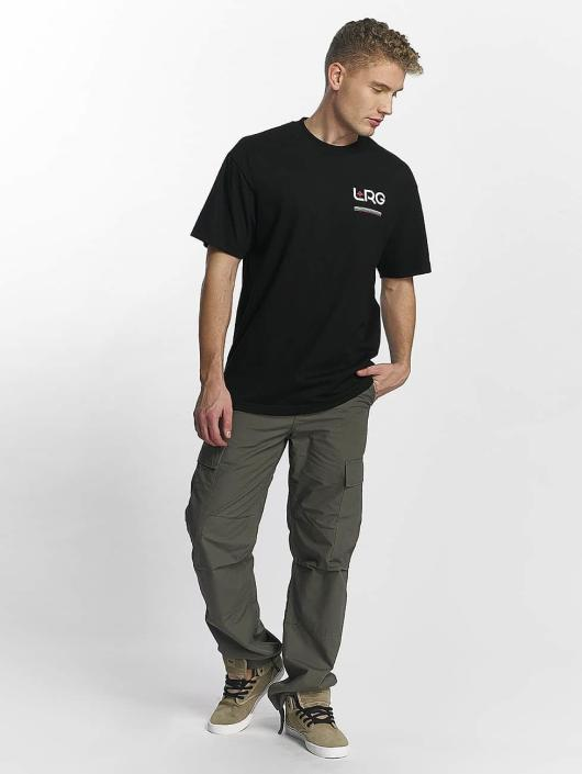 LRG T-paidat Lifted 47 musta