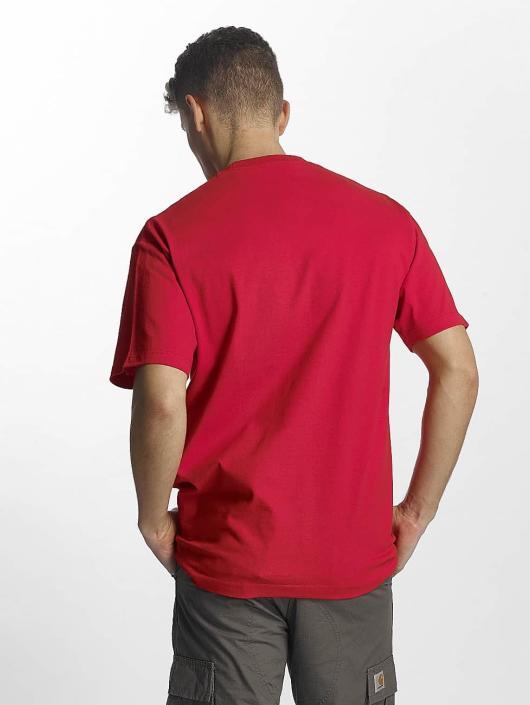 LRG T-paidat Cycle Logo punainen