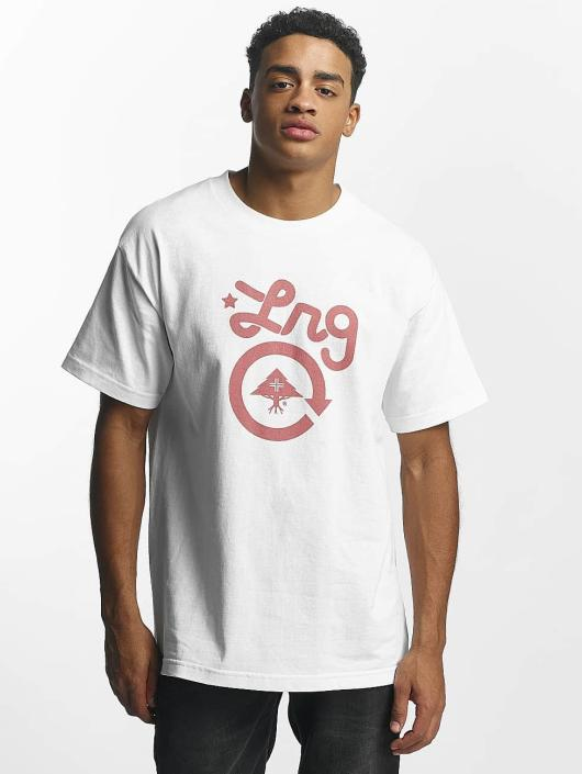 LRG T-paidat Cycle Logo valkoinen