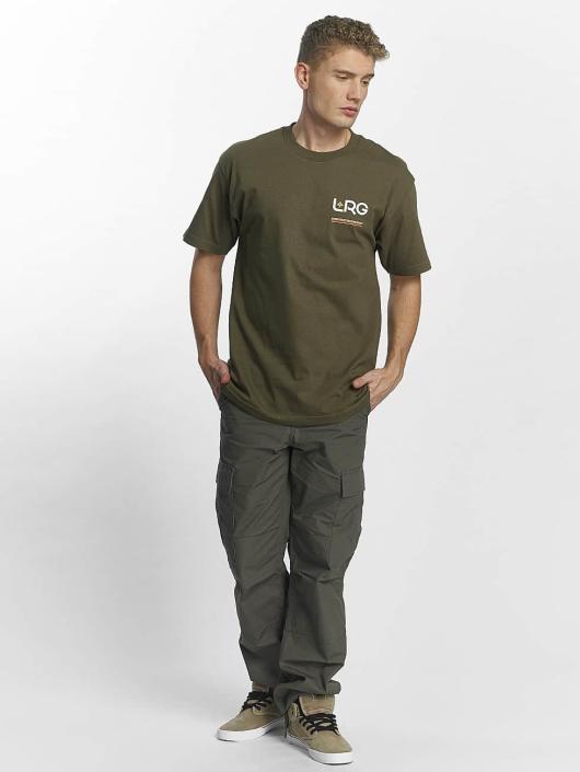 LRG T-paidat Lifted 47 vihreä