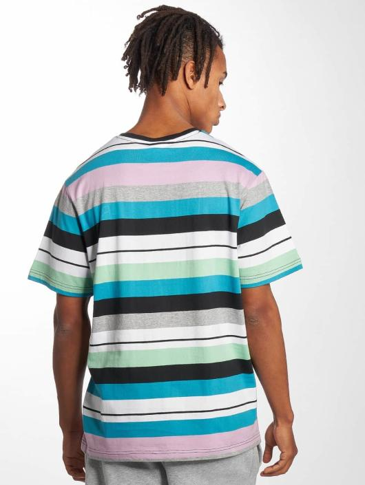 LRG T-Shirt Brilliant Youth Stripe Knit colored