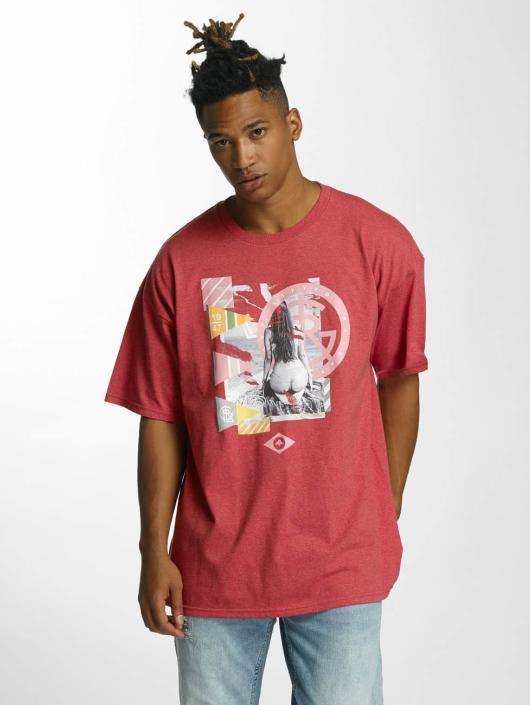 I Love 338835 Lrg shirt Beaches My Rouge T Homme 5BZdqpZa