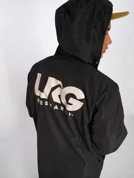 LRG Veste mi-saison légère Outclass Coaches noir