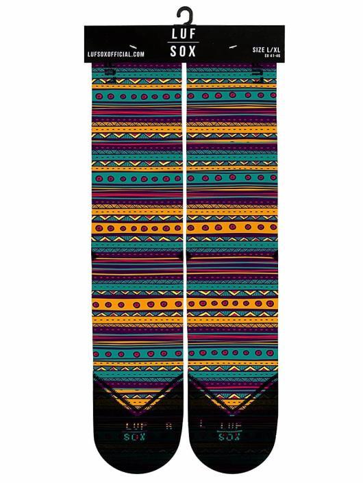 LUF SOX Skarpetki La Paz kolorowy