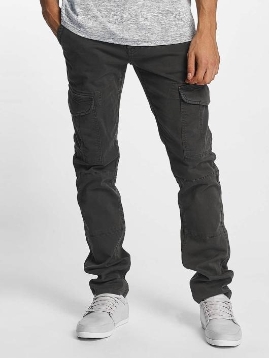 Mavi Jeans Herren Cargohose Yves Cargo Skinny in grau 355411 c1835d111e
