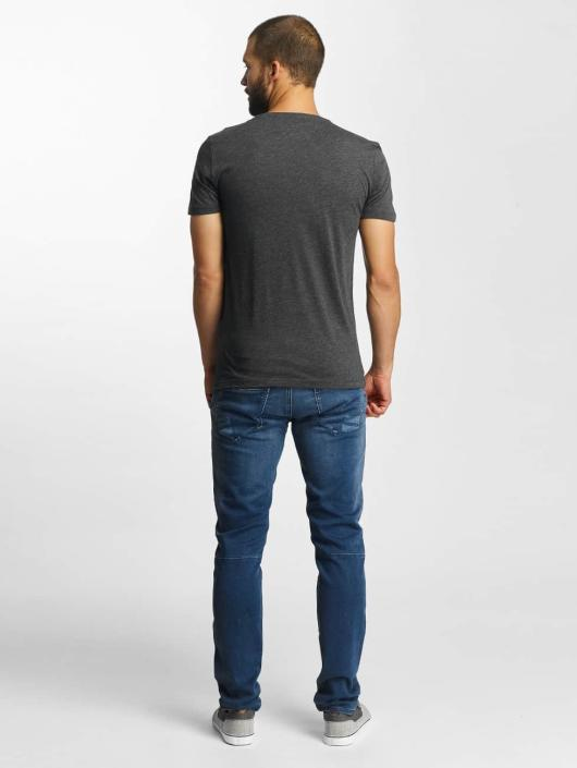 Mavi Jeans dżinsy przylegające Yves niebieski