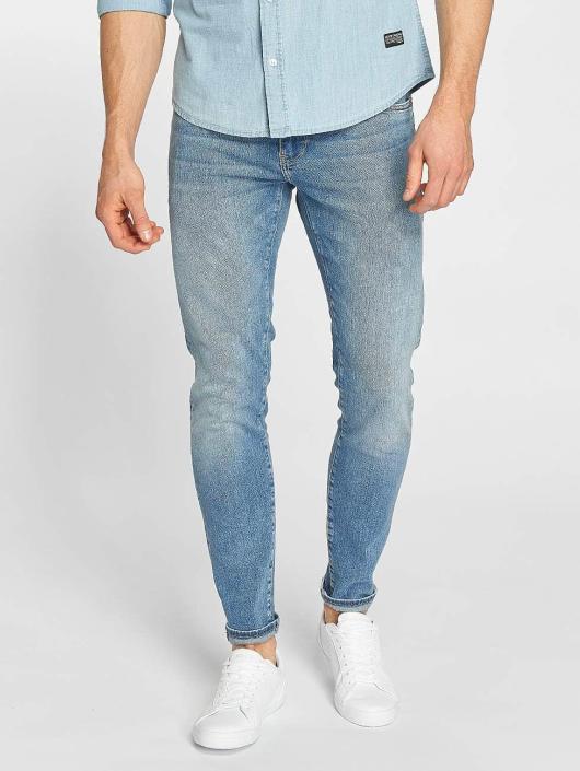 Mavi Jeans Dżinsy straight fit Leo niebieski