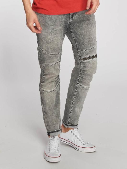 Mavi Jeans Dżinsy straight fit Dean Biker szary