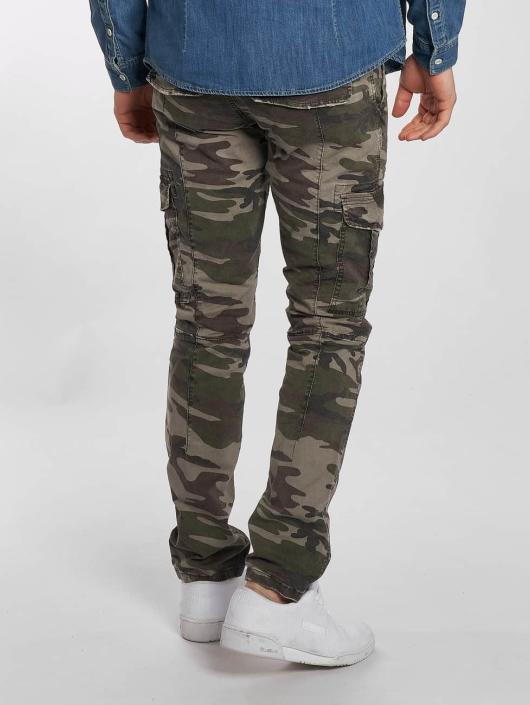 Mavi Jeans Jean slim Yves Cargo Button Fly bleu