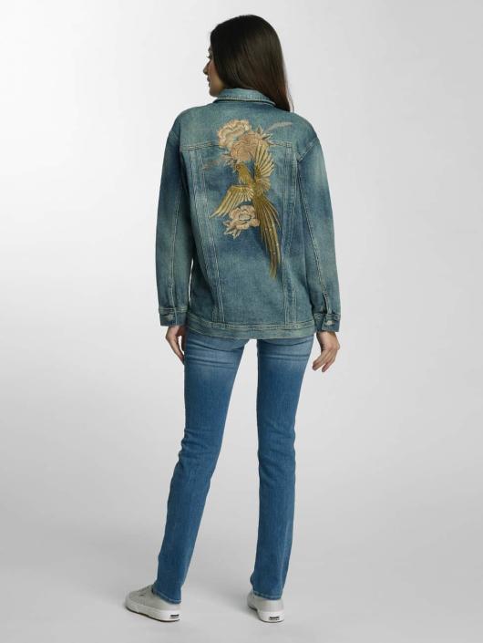 Mavi Jeans Jeansjacken Rose blau