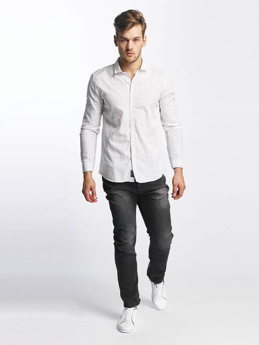 Mavi Jeans Koszule Printed bialy