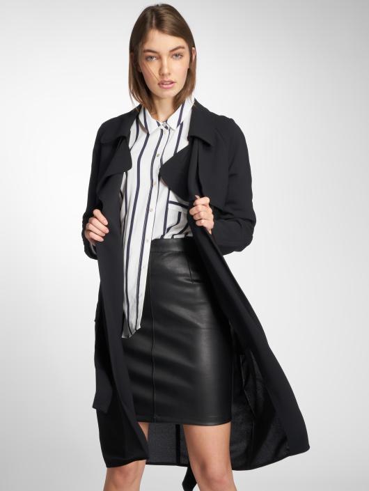 Manteau 512494 Mavi Noir Femme Jeans Trench wlZOkXiuTP