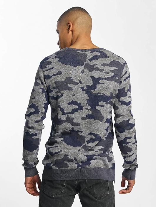 Mavi Jeans Pullover Jacquard camouflage