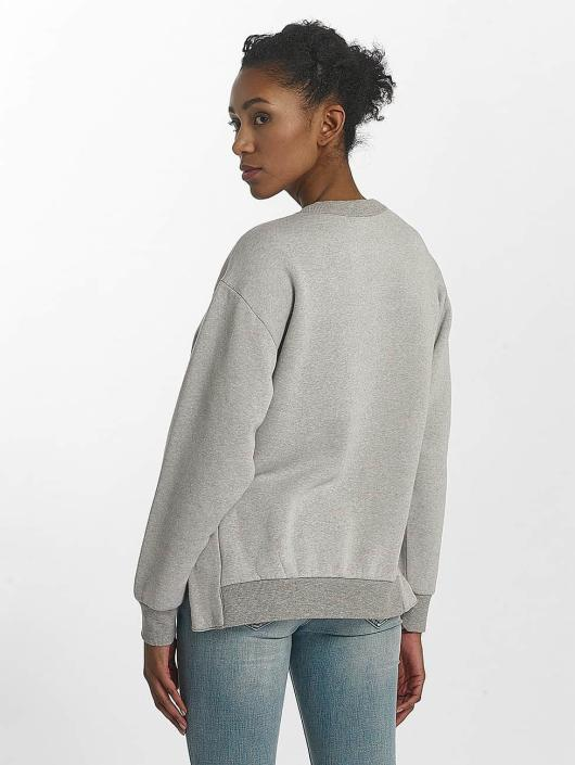 Mavi Jeans Pullover Cut Detailed gray
