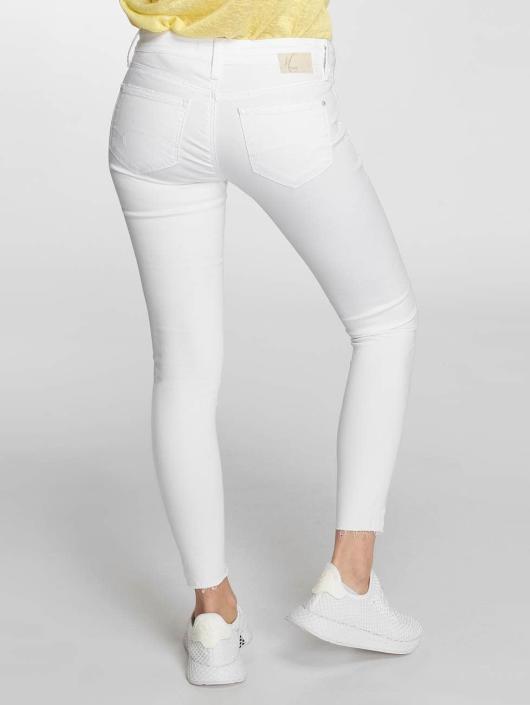 Mavi Jeans Skinny Jeans Serenity bialy