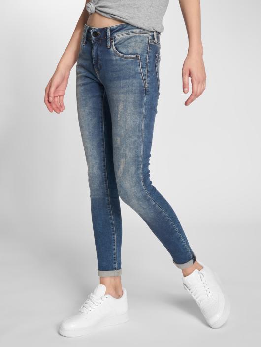 5e255ca42b5d2 Mavi Jeans Lexy Skinny Jeans Mid Crashed Sporty