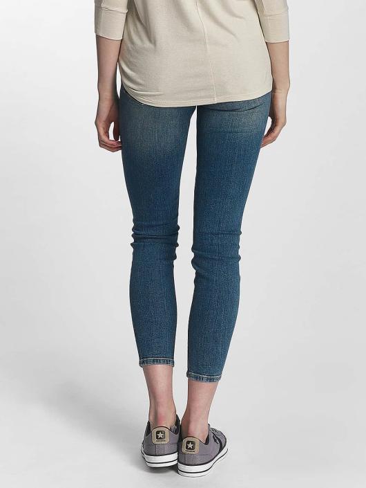 Mavi Jeans Skinny Jeans Adriana Mid Rise Super Skinny blue