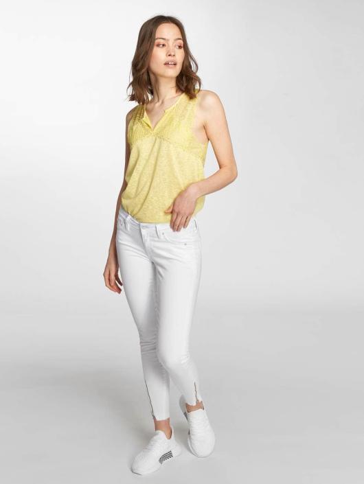 Mavi Jeans Skinny Jeans Serenity hvid
