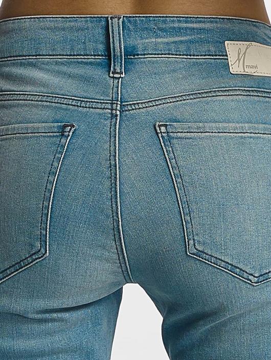 Mavi Jeans Skinny Jeans Tess Twisted modrý