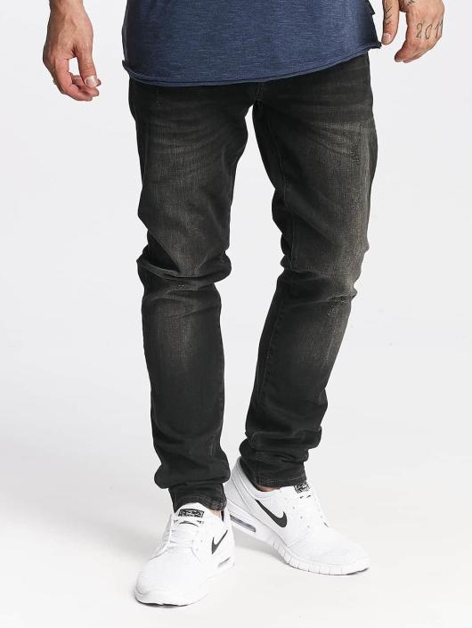 Mavi Jeans Herren Skinny Jeans James in schwarz 355298 af773c162c