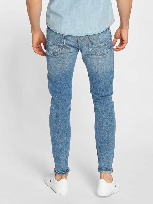 Mavi Jeans Straight Fit Jeans Leo blå