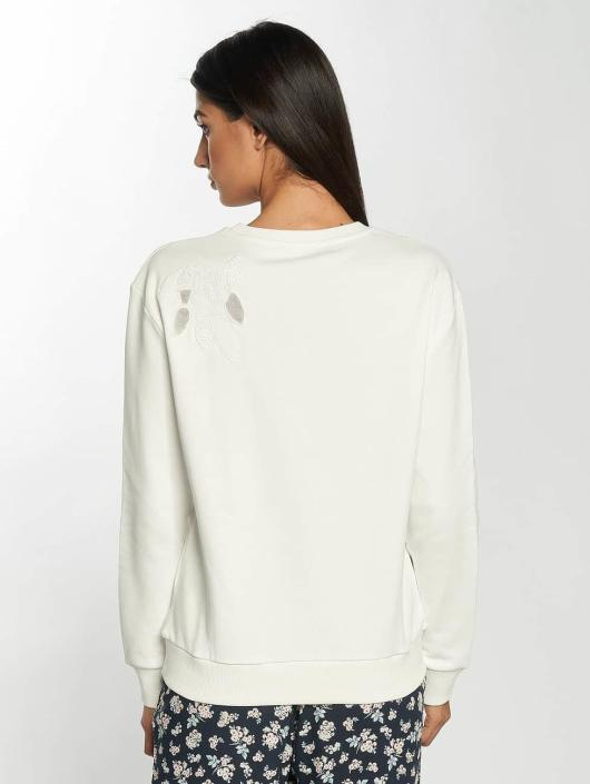 Mavi Jeans Sweat & Pull Embroidery blanc