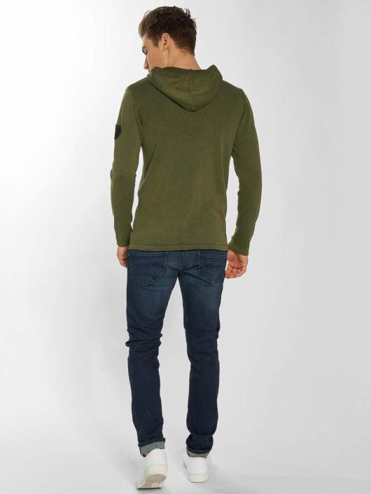 Mavi Jeans Sweat & Pull Hooded olive