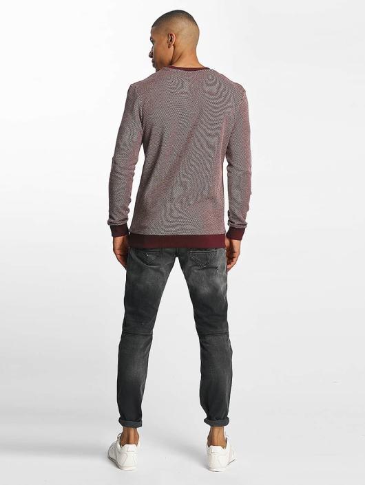 Mavi Jeans Swetry Milian czerwony