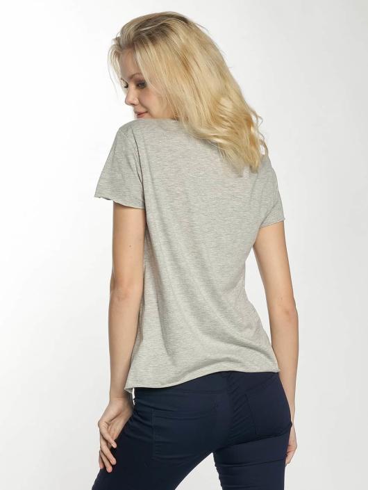 Mavi Jeans T-Shirt Animal gray