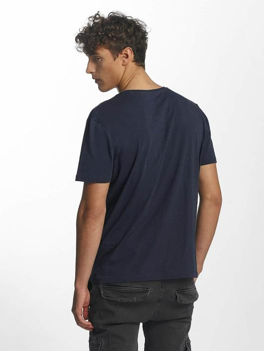 Mavi Jeans T-Shirt Printed Pocket indigo
