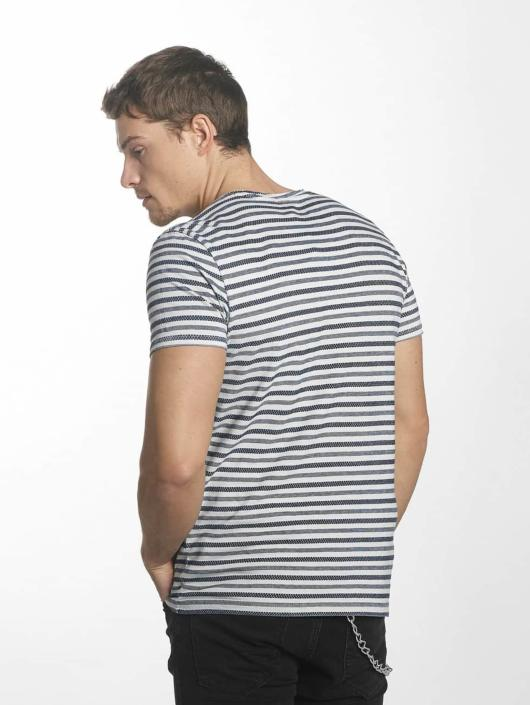 Mavi Jeans T-Shirt Striped indigo