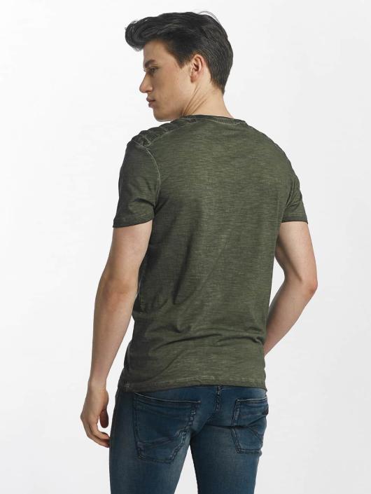 Mavi Jeans T-Shirt Woodcore olive