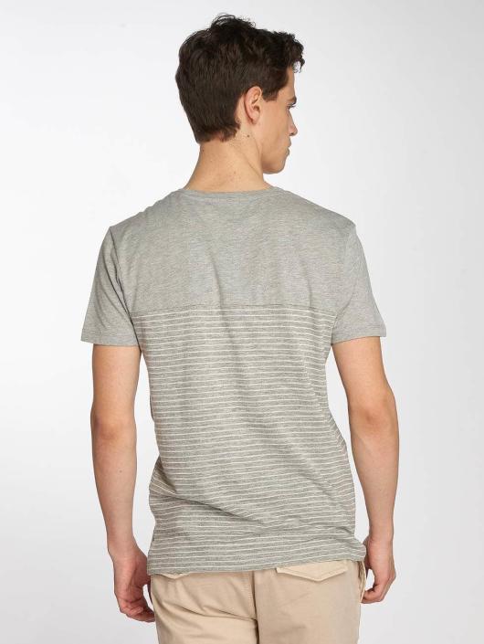 Mavi Jeans T-Shirty Pocket szary