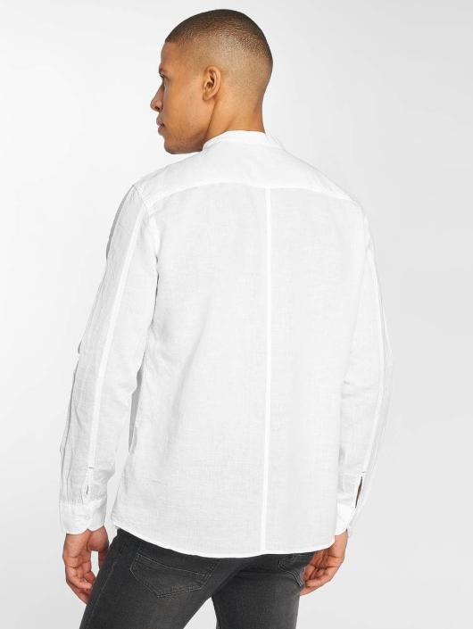 Mavi Jeans Trika Double Pocket bílý