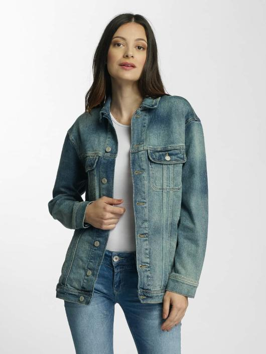Mavi Jeans Veste Jean Rose bleu