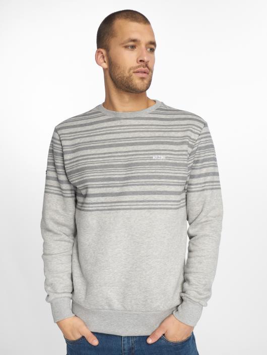 Mazine Pullover Mitcham Striped Heavey gray