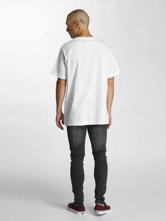 Merchcode Camiseta Banksy Anarchy blanco