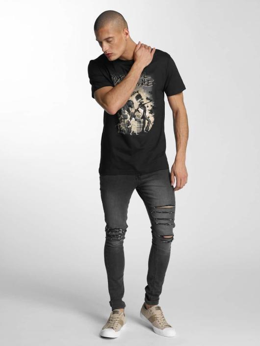 Merchcode Camiseta My Chemical Romance On Parade negro