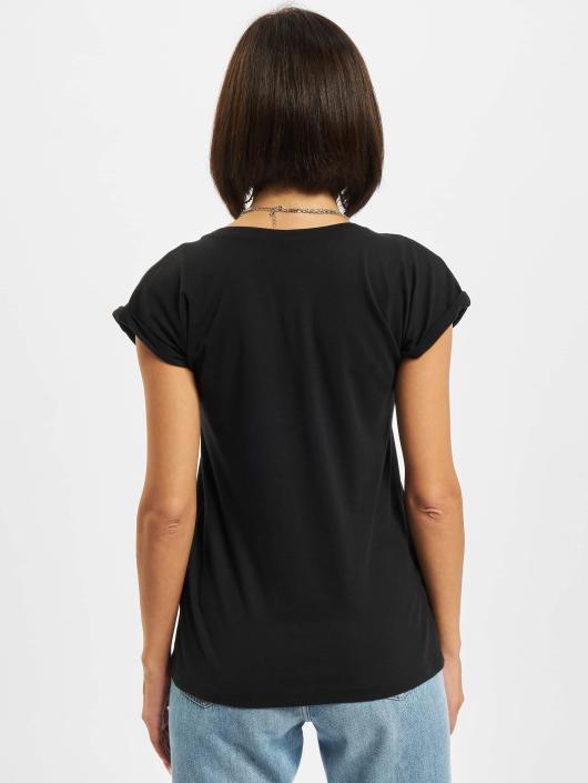 Merchcode Camiseta Hustler Raw negro