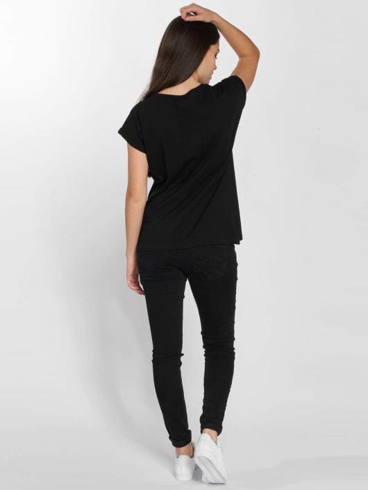 Merchcode Camiseta Hustler Smoke negro