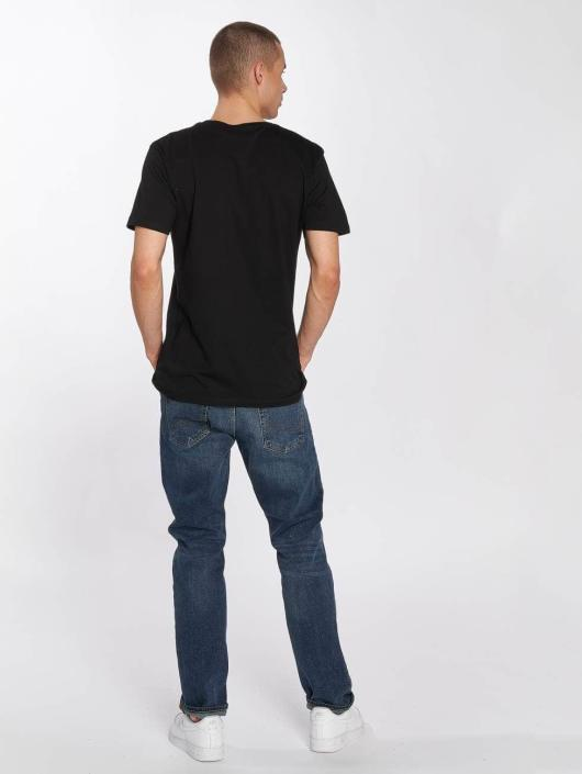 Merchcode Camiseta Hustler X-Rated negro
