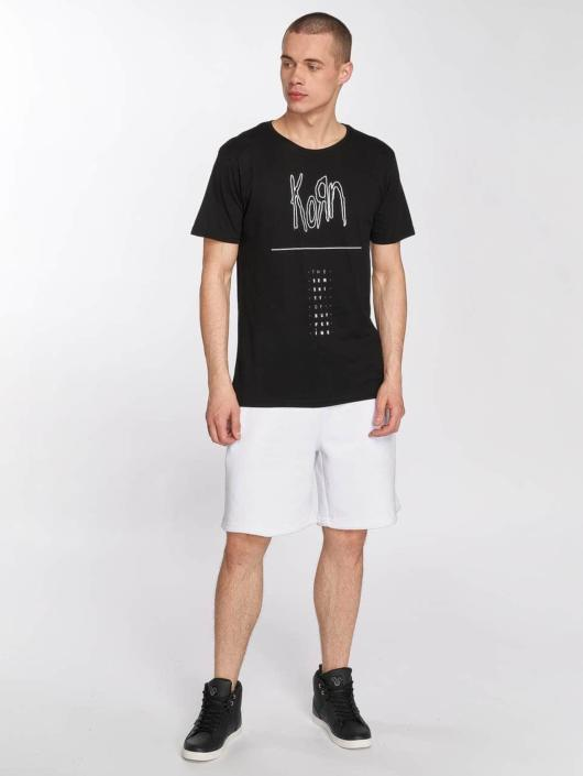 Merchcode Camiseta Korn Serenity negro
