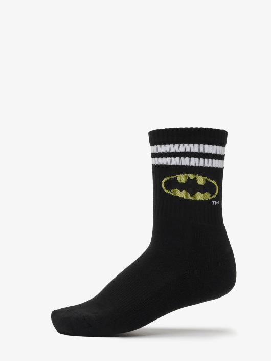 Merchcode Chaussettes Double Pack Batman noir